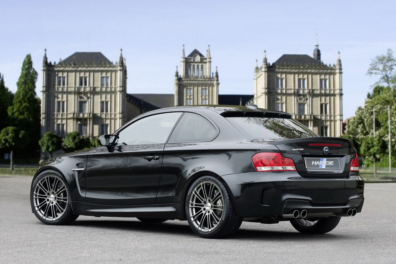 hartge tunes bmw 1 series m coupe autoevolution. Black Bedroom Furniture Sets. Home Design Ideas