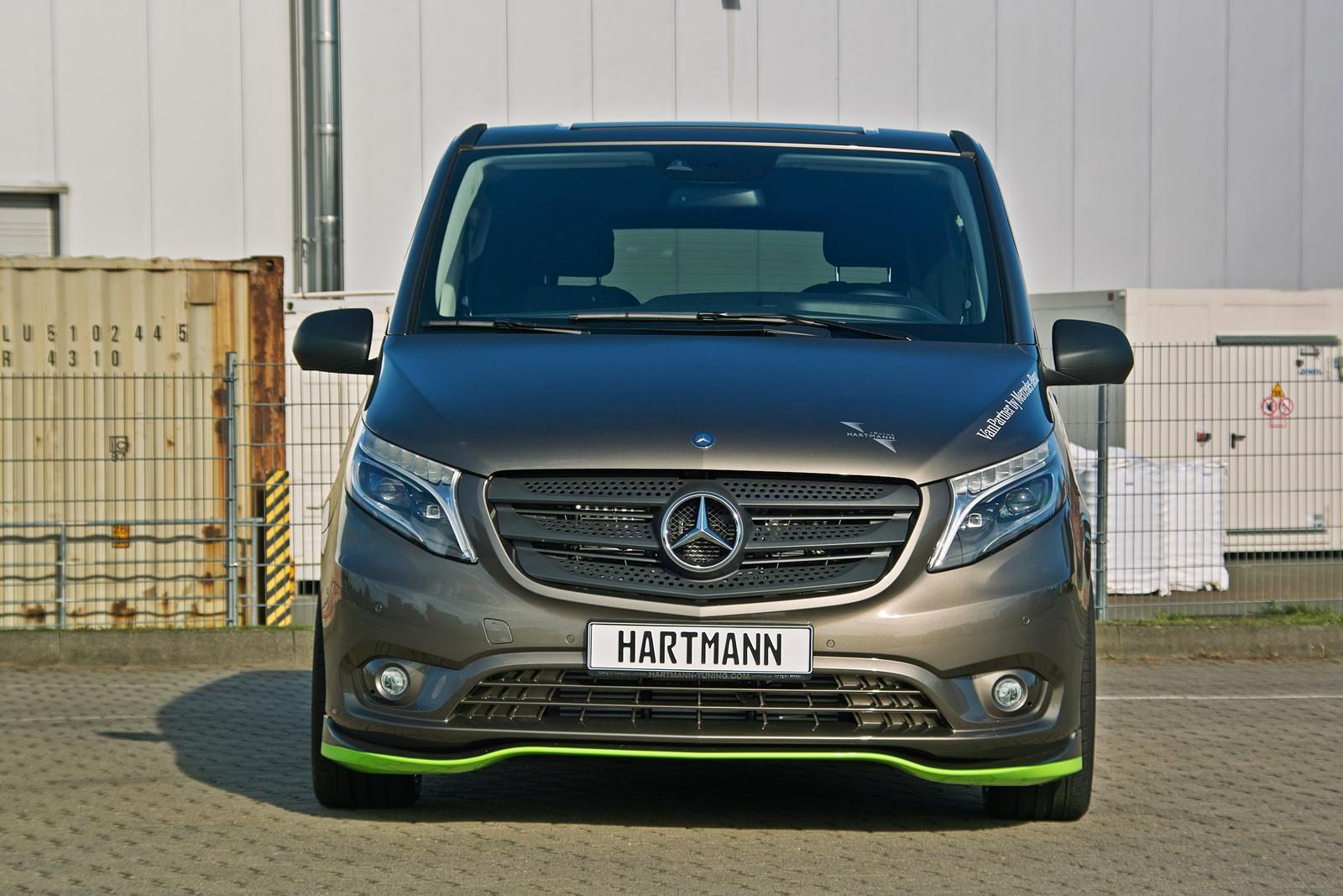 Hartmann mercedes benz v class will scare your kids for Mercedes benz for kids