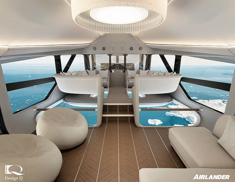 The AirFish: Half Boat, Half Plane and Powered by a V8 Engine