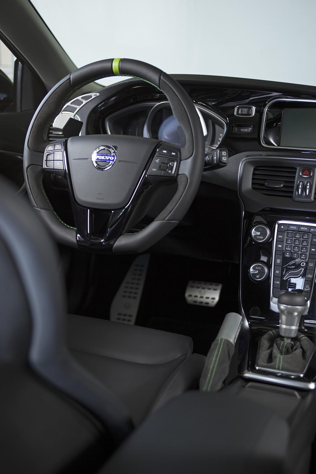 Heico Sportiv Volvo V40 T5 HPC - autoevolution