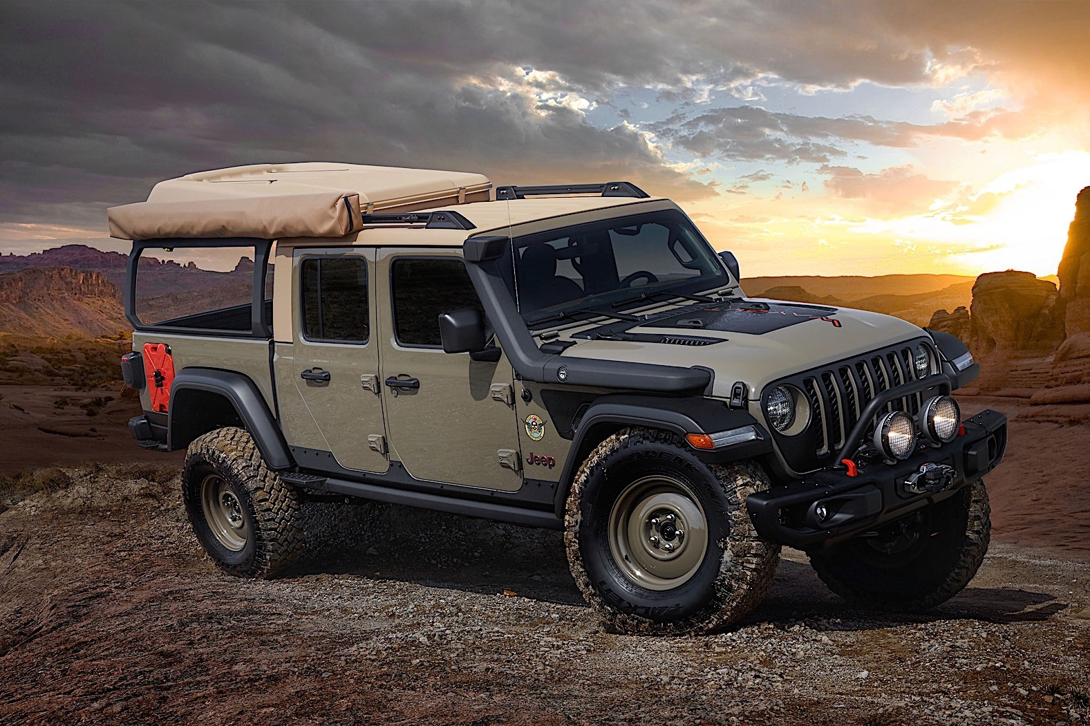 "Hellcat V8 ""Fits Like A Glove"" In the Jeep Wrangler ..."