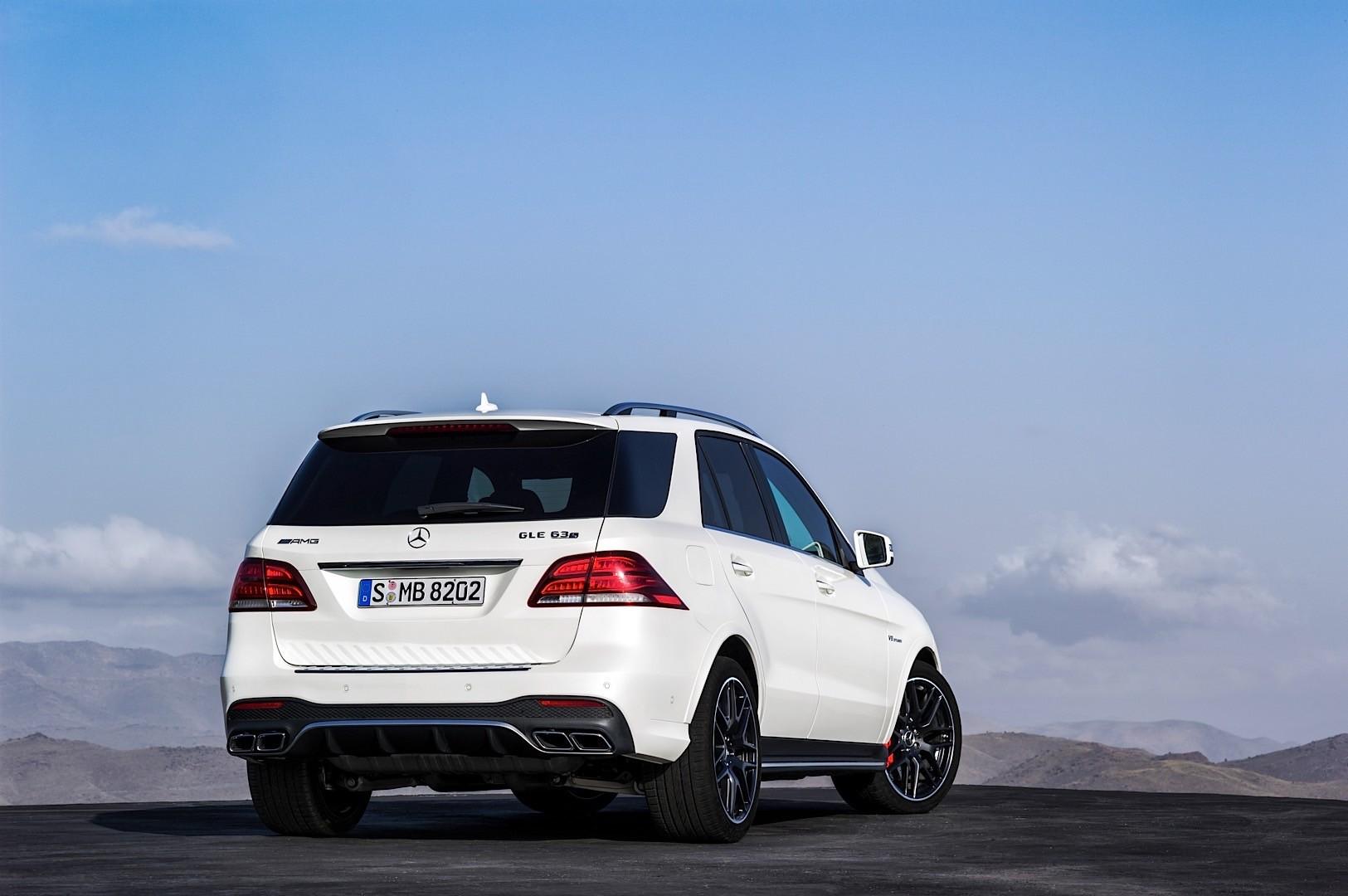 Hello 2016 Mercedes-Benz GLE-Class, Goodbye Mercedes ML - autoevolution