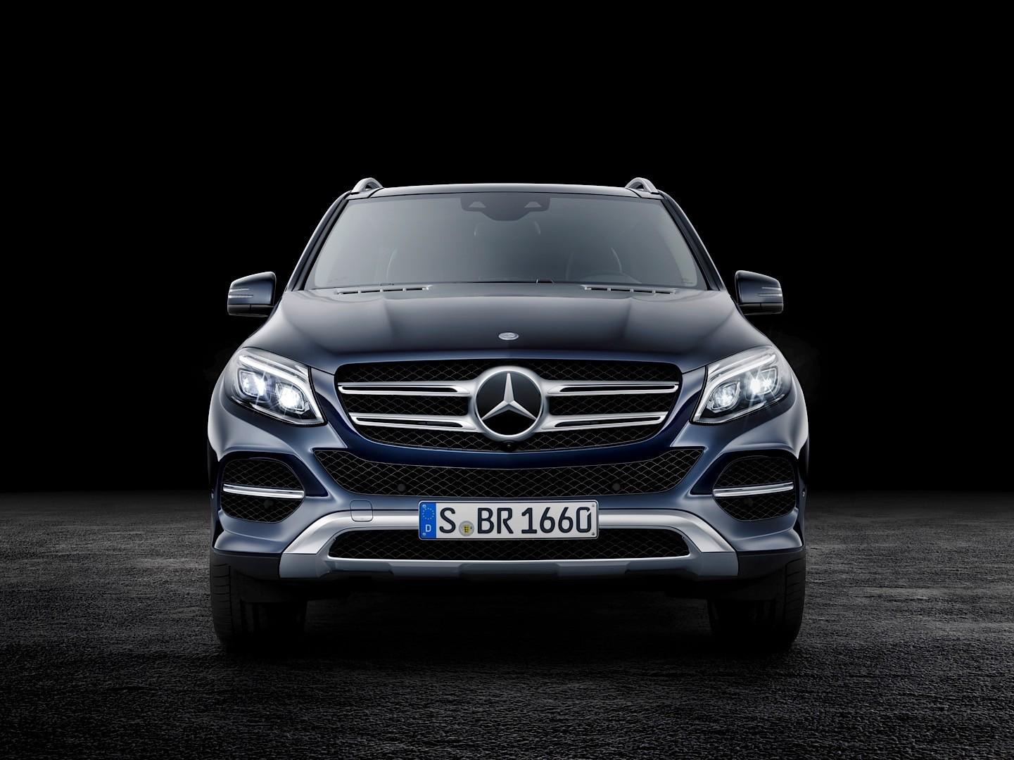 Hello 2016 Mercedes Benz Gle Class Goodbye Mercedes Ml