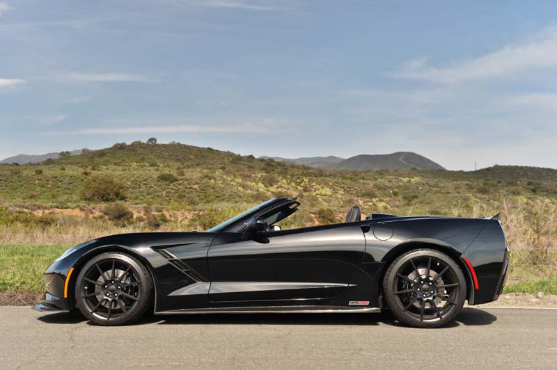 Hennessey reveals HPE700 Twin-Turbo Corvette Stingray [w/video ...
