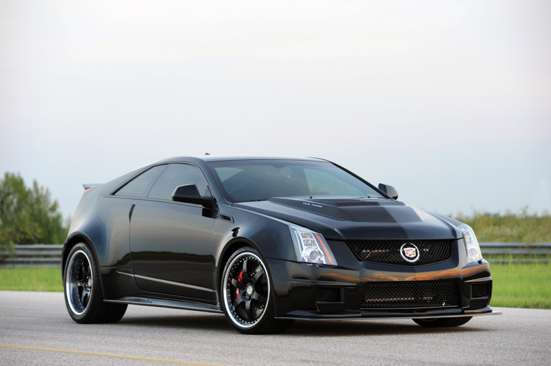 Hennessey Turns Cts V Into 1 200 Hp Twin Turbo Monster