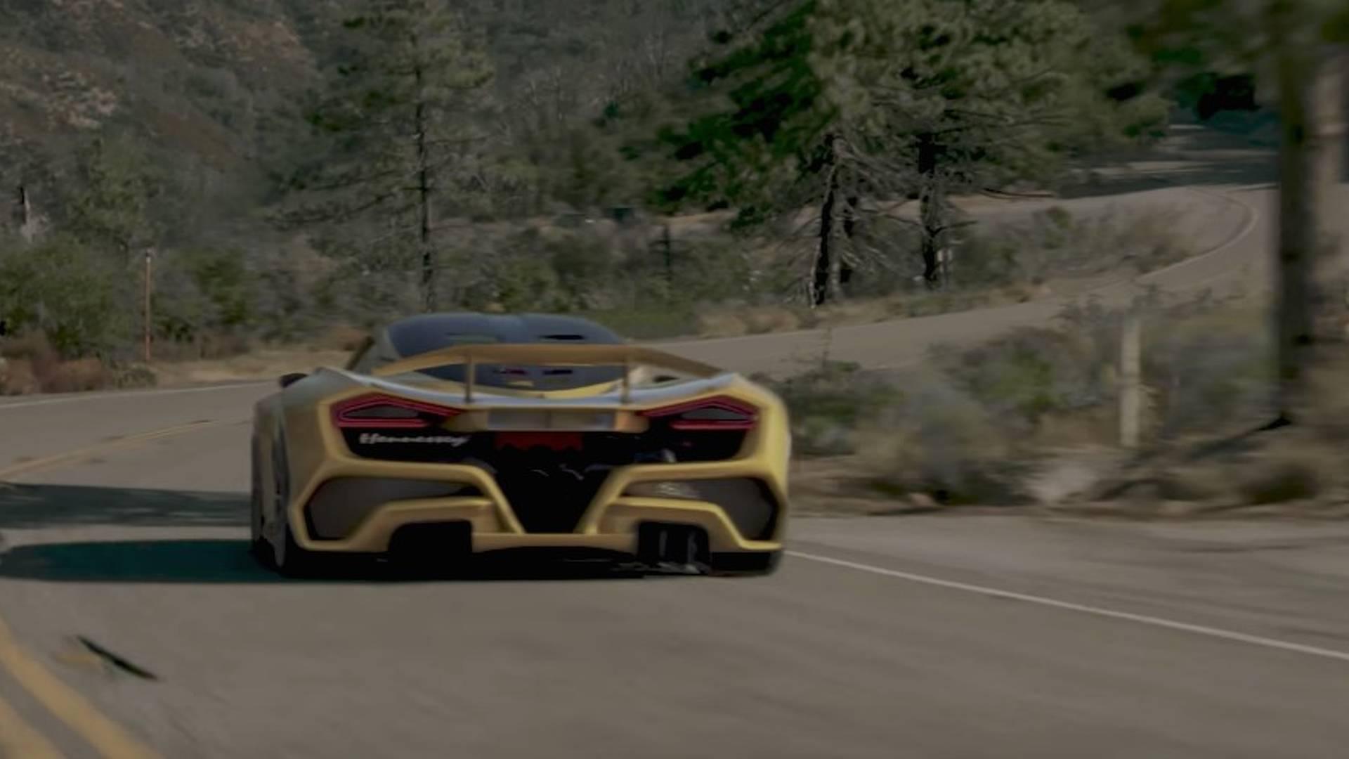 Hennessey Venom F5 Interior >> Hennessey Venom F5 Top Speed Likely To Surpass 300 MPH - autoevolution