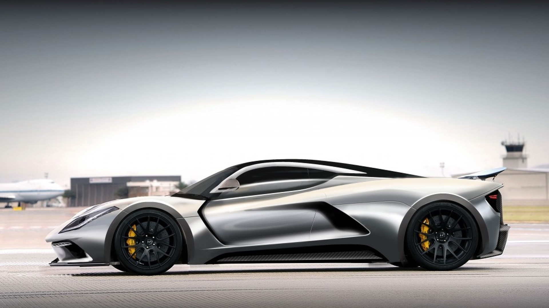 Hennessey Venom F5 Top Speed Likely To Surpass 300 MPH - autoevolution