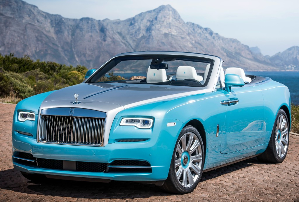 Here Are The Most Expensive Cars You Can Buy In Europe In