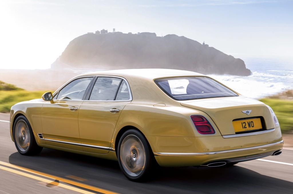 ... Bentley Mulsanne Speed ...