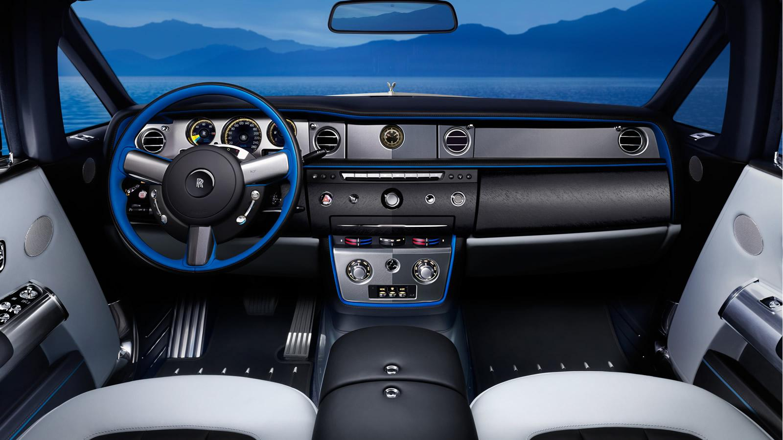 Rolls Royce Most Expensive Car Interior Supercars Gallery