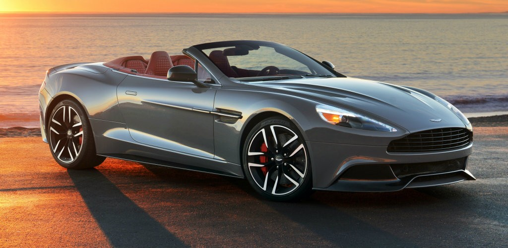 ... 2016 Aston Martin Vanquish Volante ...
