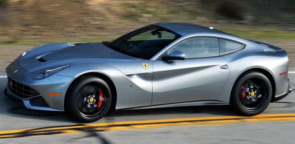 ... 2016 Ferrari F12berlinetta ...
