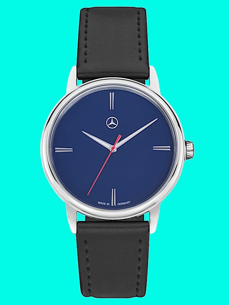 Here Is A Mercedes Watch To Go With Your Mercedes Car