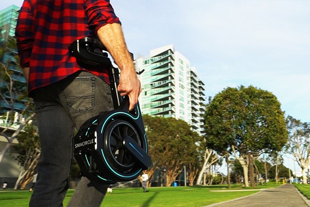 Here's An Awesome eBike That Folds Into a Backpack - autoevolution