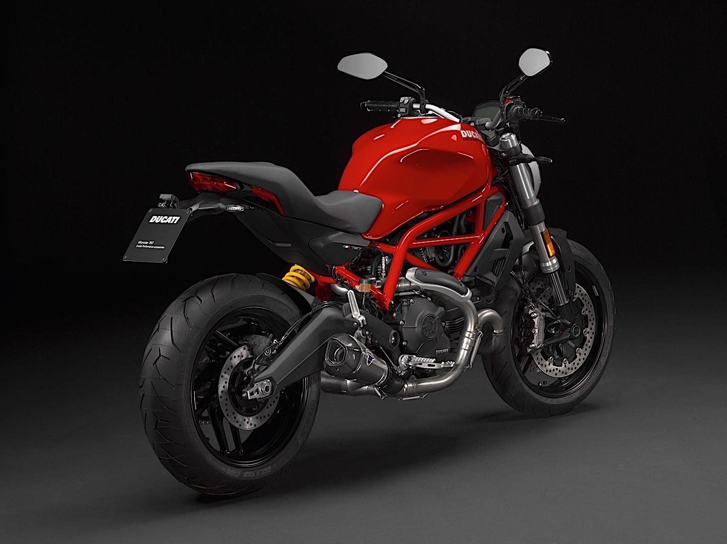 Ducati Monster Accessories Singapore