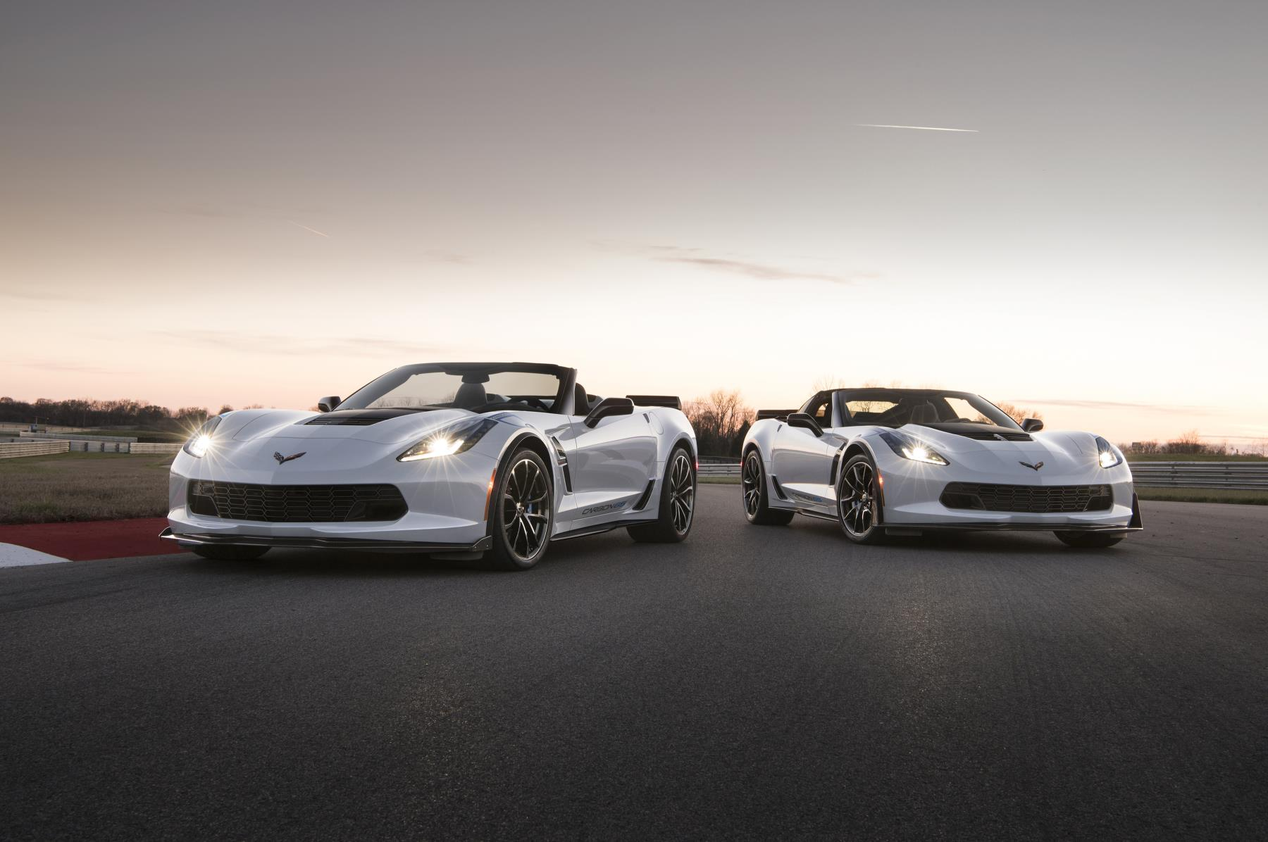 Here S How The C7 Corvette Changed For Model Year 2018