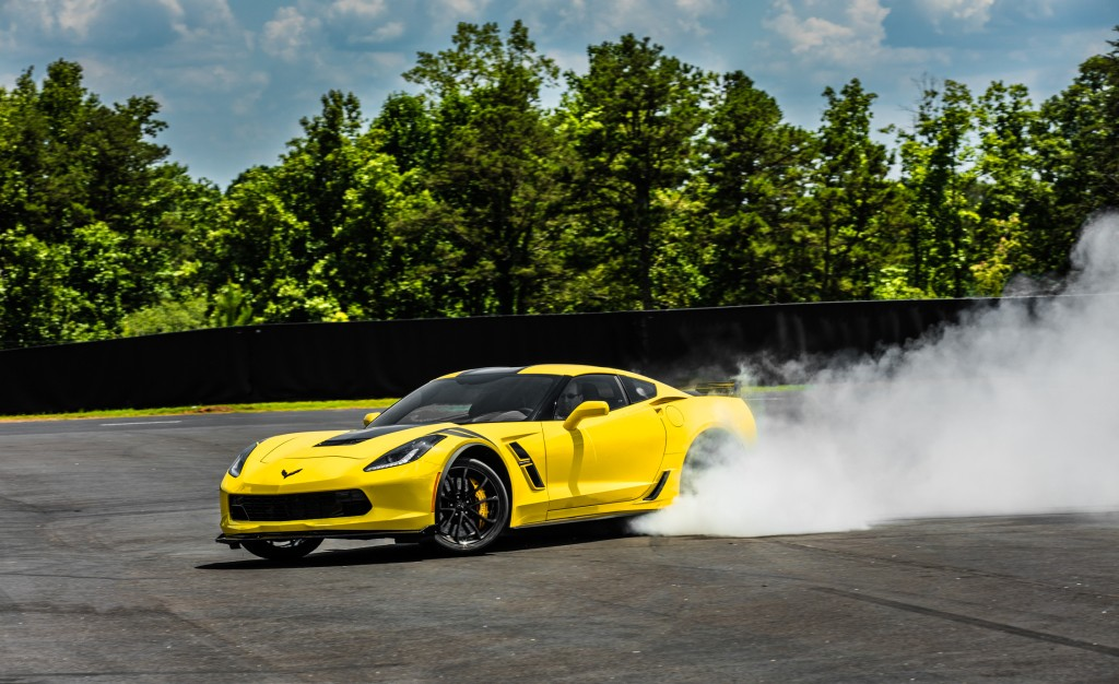 Unique Heres How The C7 Corvette Changed For Model Year 2018