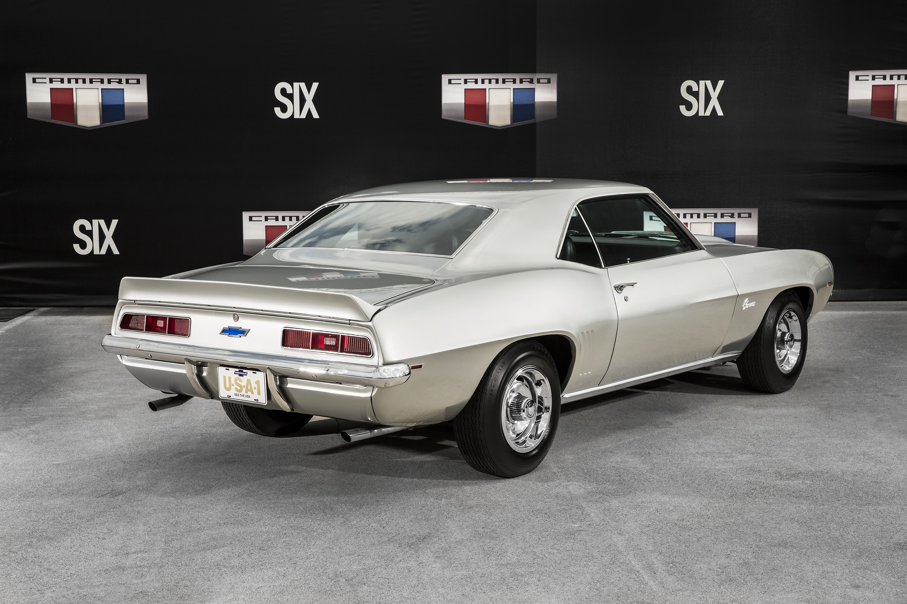 Here S How The Chevrolet Camaro Changed From 1966 To The