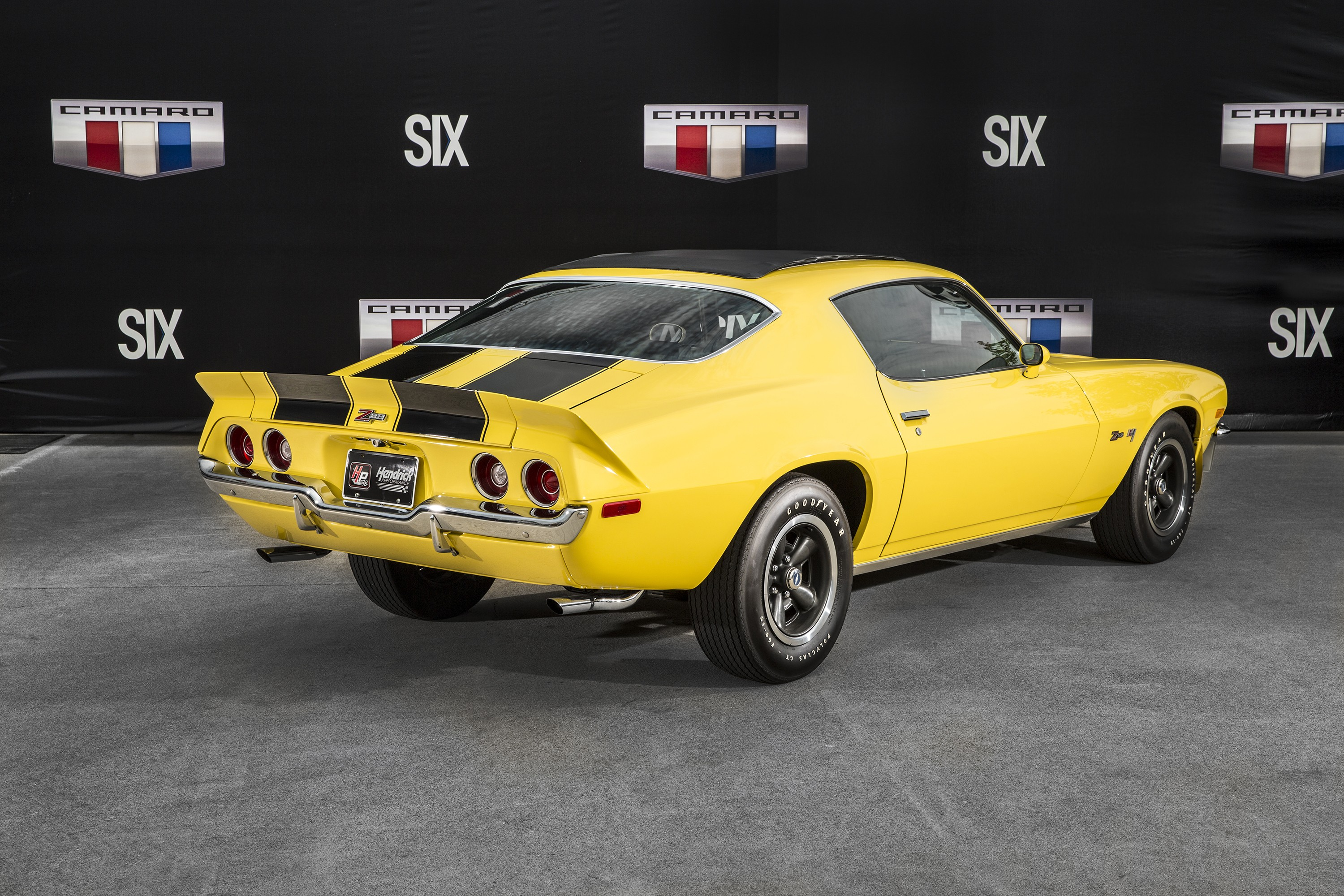 camaro chevrolet 1970 1966 age chevy visual hurst camaros z28 changed present coming guide 1981 ss autoevolution convertible special museum