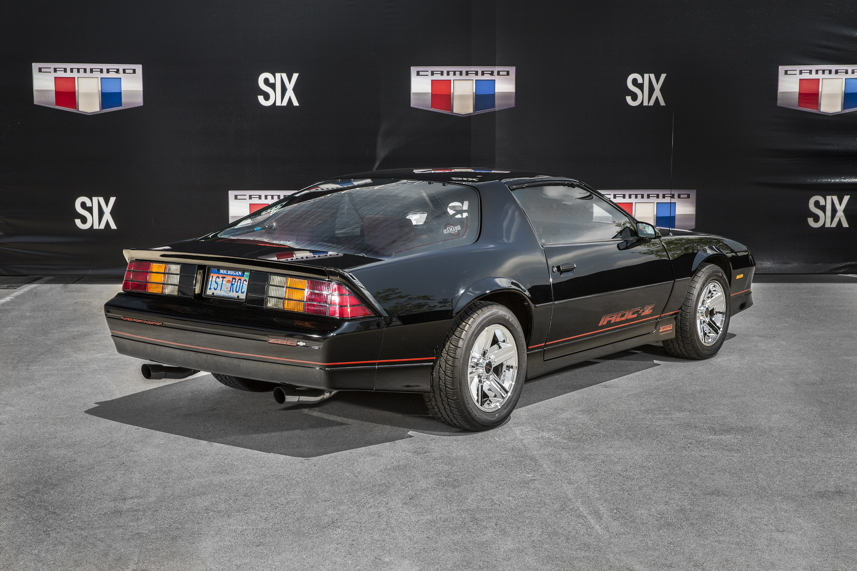 Heres How The Chevrolet Camaro Changed From 1966 To Present Day Chevy Rs Ss 1985 Iroc Z 1993 Z28