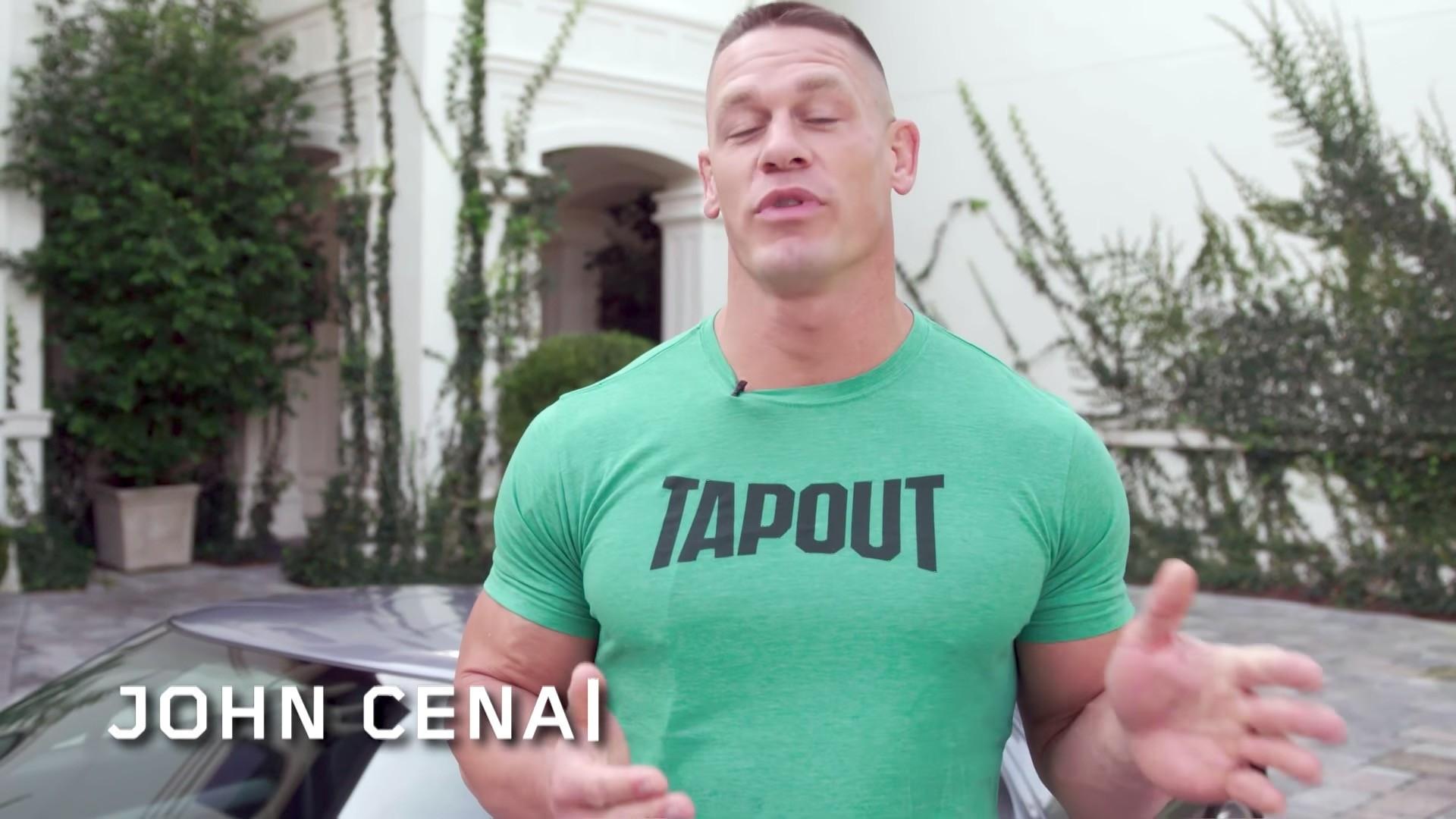 John Cenas  Ford Gt