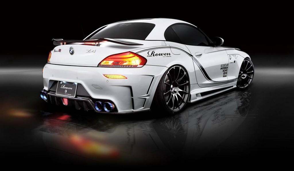Here S Some Japanese Tuning For You Bmw Z4 By Rowen