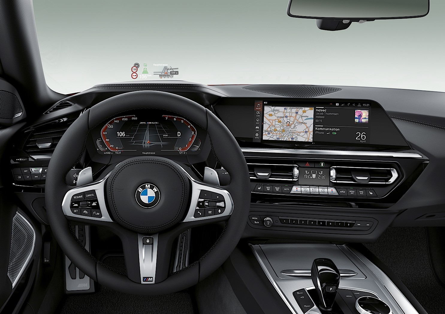 Here S The 2019 Bmw Z4 M40i Up Close And Personal Autoevolution