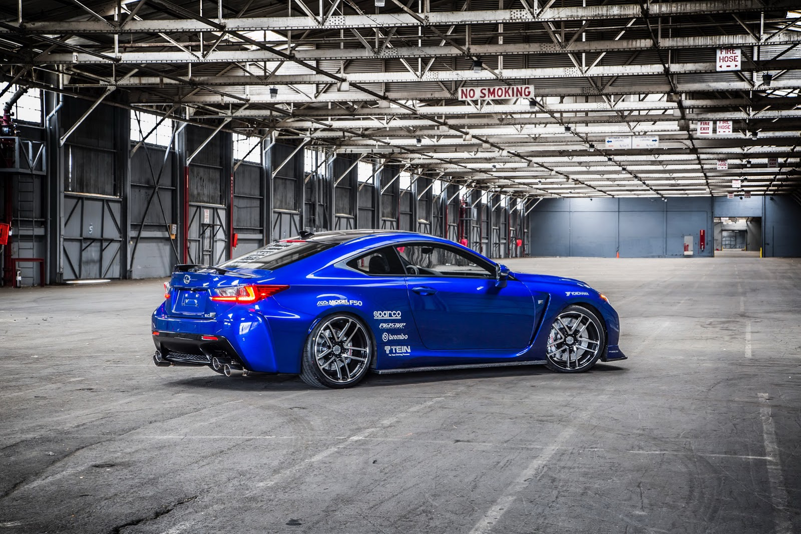 Here S Your Rocket Bunny Lexus Rc And A More Visceral Rc F
