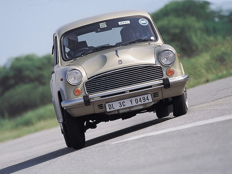 Hindustan Ambassador, First Car Made in India, Goes Out of ...