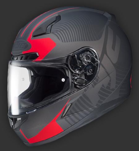 hjc shows three new helmets under 200 autoevolution. Black Bedroom Furniture Sets. Home Design Ideas