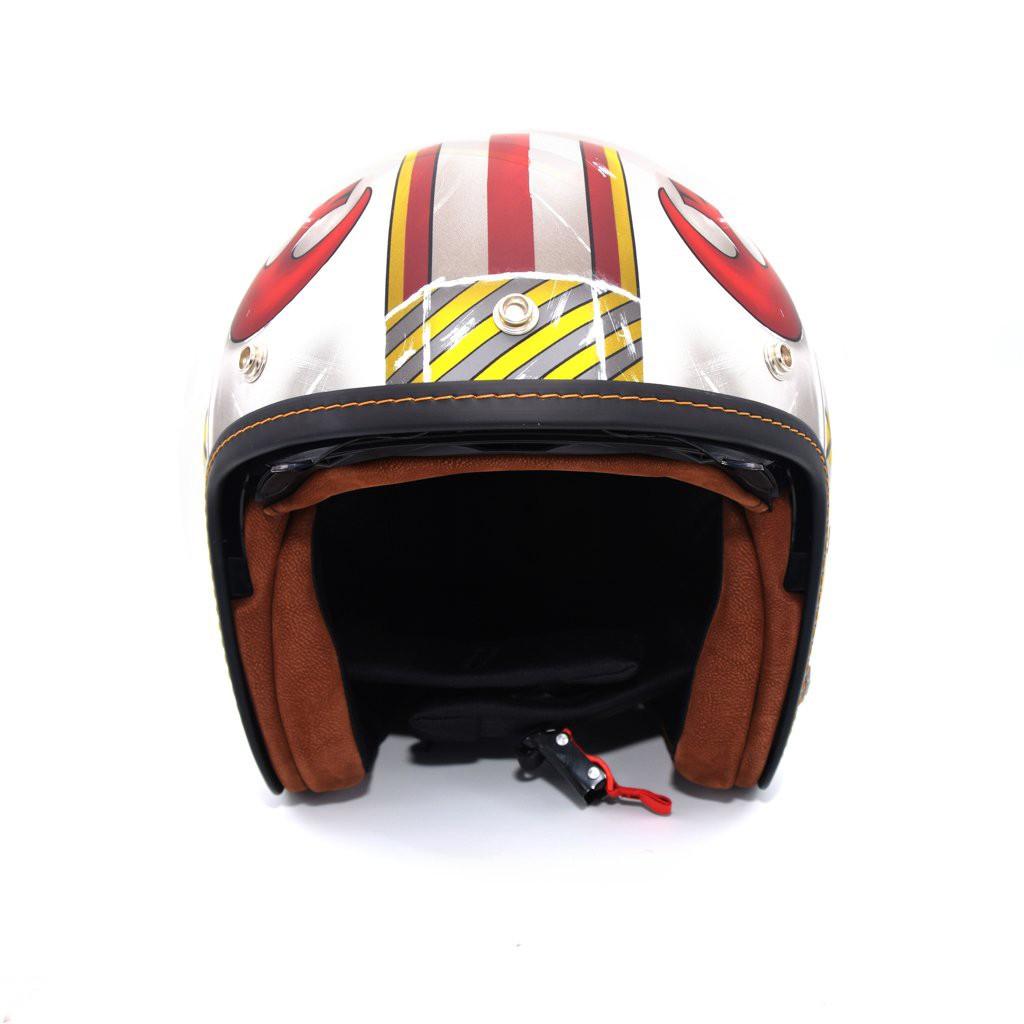 hjc star wars collection adds luke skywalker x wing helmet autoevolution. Black Bedroom Furniture Sets. Home Design Ideas