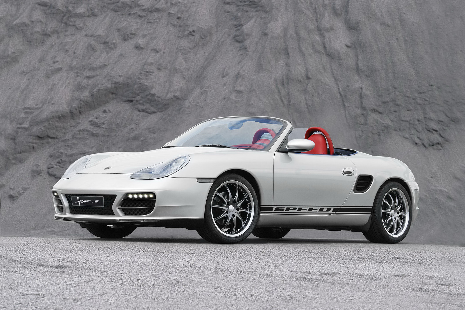 Hofele Design Targets The First Generation Porsche Boxster
