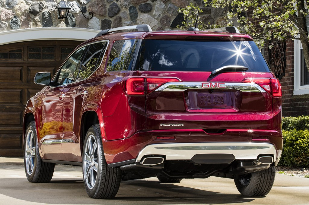 Acadia For Sale >> Holden Acadia Revealed, Goes On Sale In 2018 - autoevolution