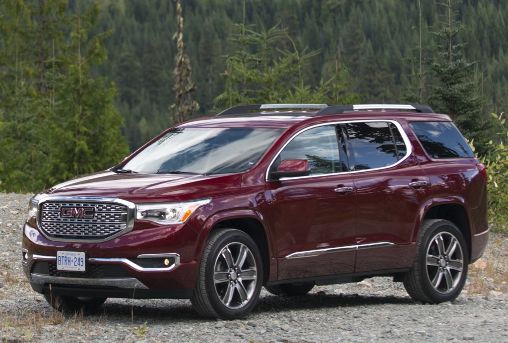 2018 Holden Acadia >> Holden Acadia Revealed, Goes On Sale In 2018 - autoevolution