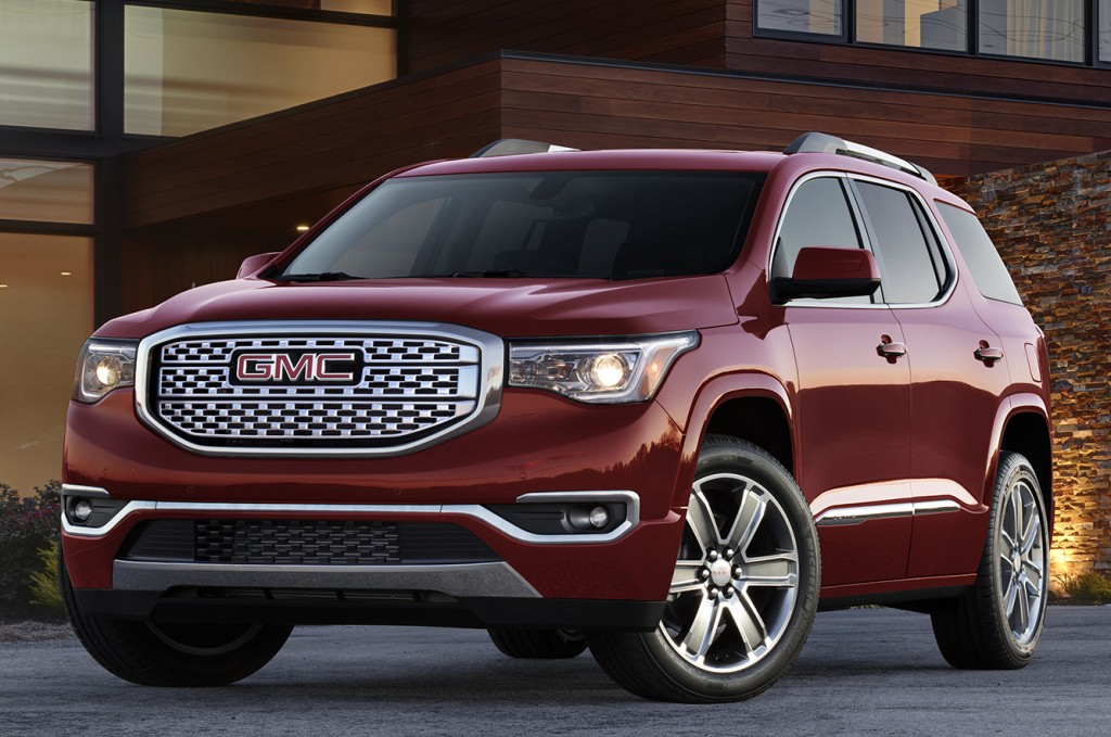 Luxury Holden Acadia Revealed Goes On Sale In 2018  Autoevolution