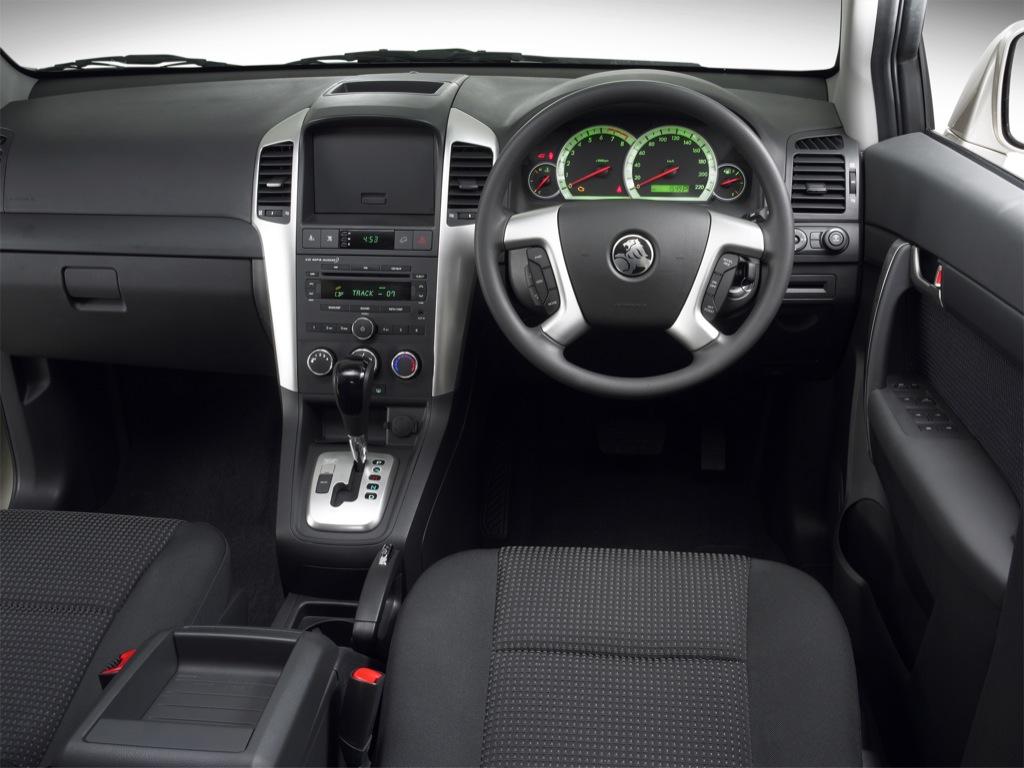 Holden Captiva Seven Seater Suv Launched Autoevolution