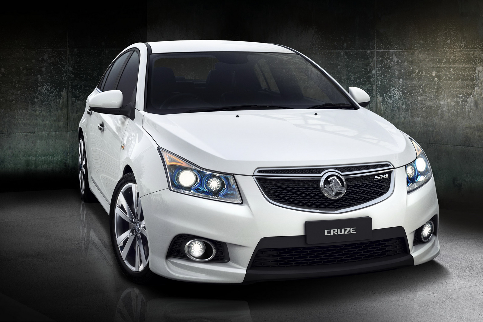 Holden Colorado Cruze And Barina Unveiled At 2011 Aims