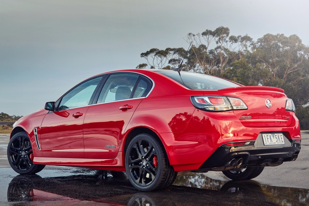 2018 Holden Commodore Confirmed To Not Live Up To