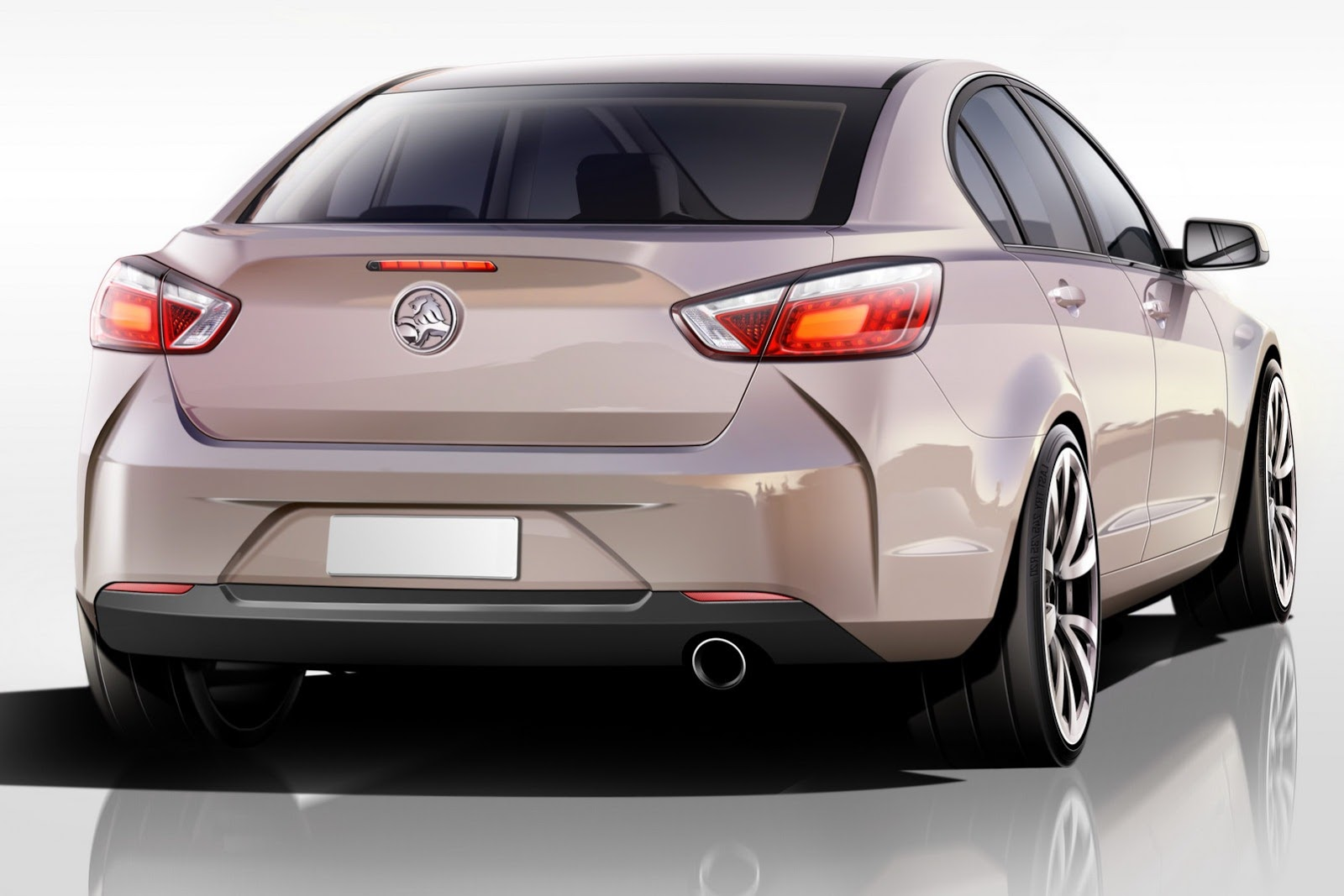 Holden Reveals 2014 Vf Commodore Aka The Chevy Ss