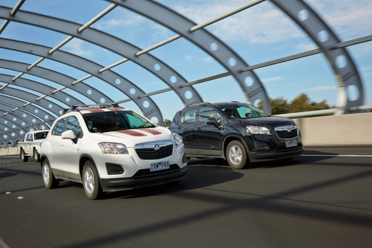 holden new car releaseHolden Trax Specifications and Pricing Released in Australia