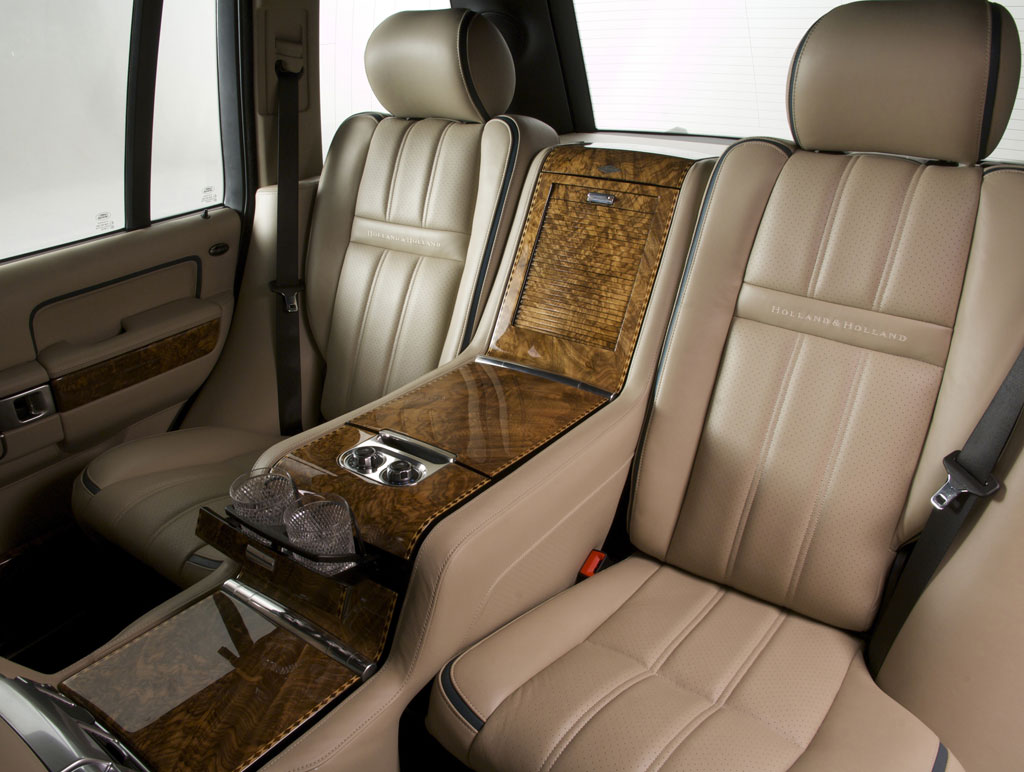 holland holland overfinch 2010 range rover first photos autoevolution. Black Bedroom Furniture Sets. Home Design Ideas