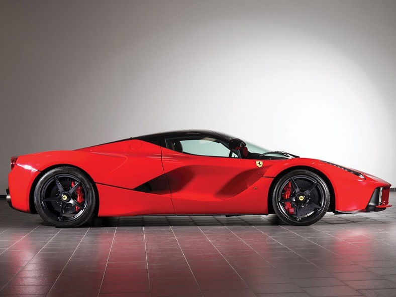 Auction Gathers Holy Trinity Of Hypercars Billionaires Wanted