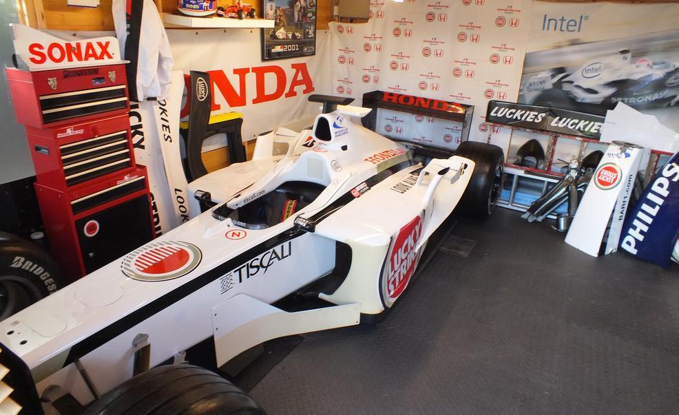 Homemade Formula One Replica Is Neat Autoevolution