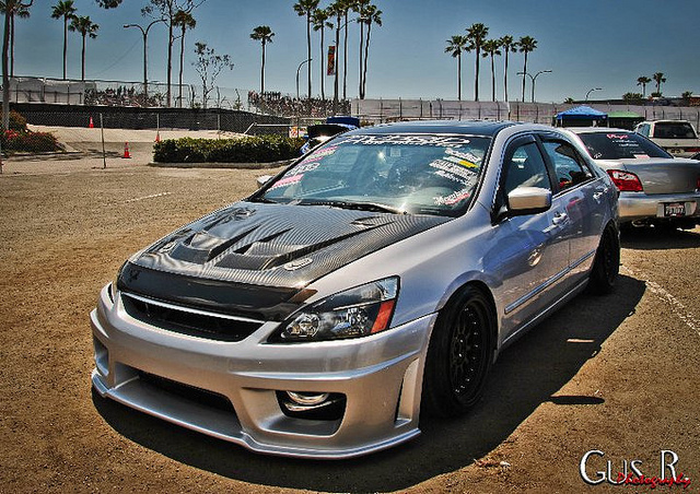 Honda Accord Sedan Receives Complete Tuning Autoevolution