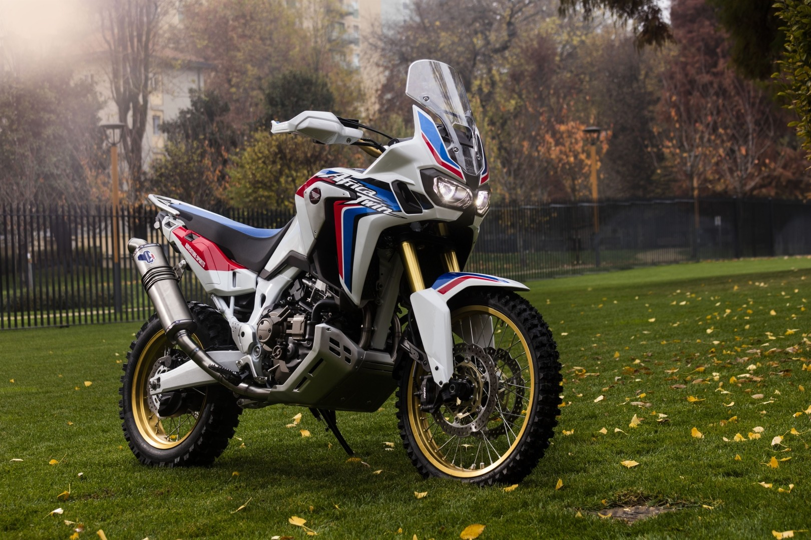 Honda Africa Twin Adventure Sports Concept Previewed ...
