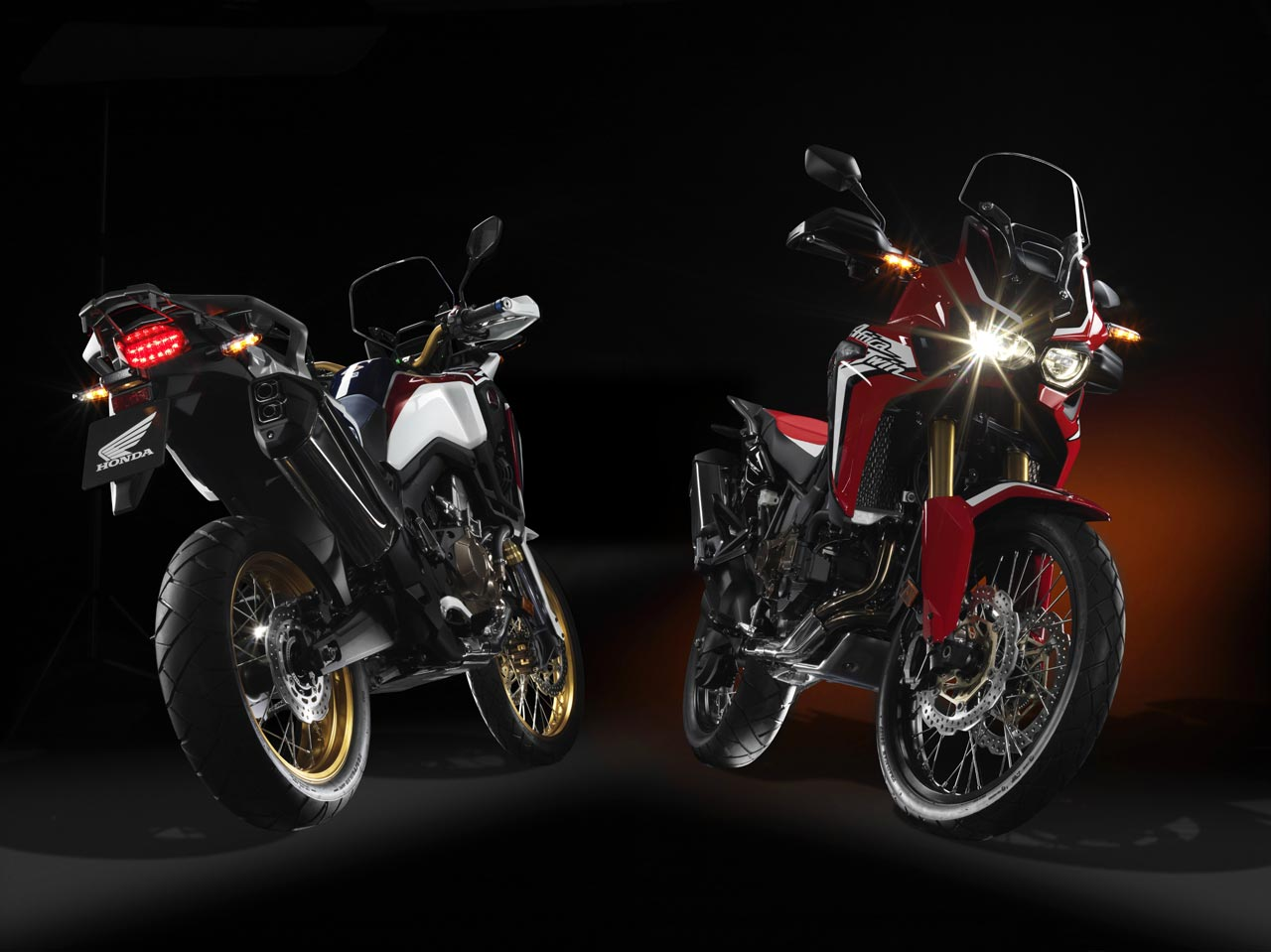 Honda Africa Twin Colors, Base Price, and More Tech Features Revealed ...