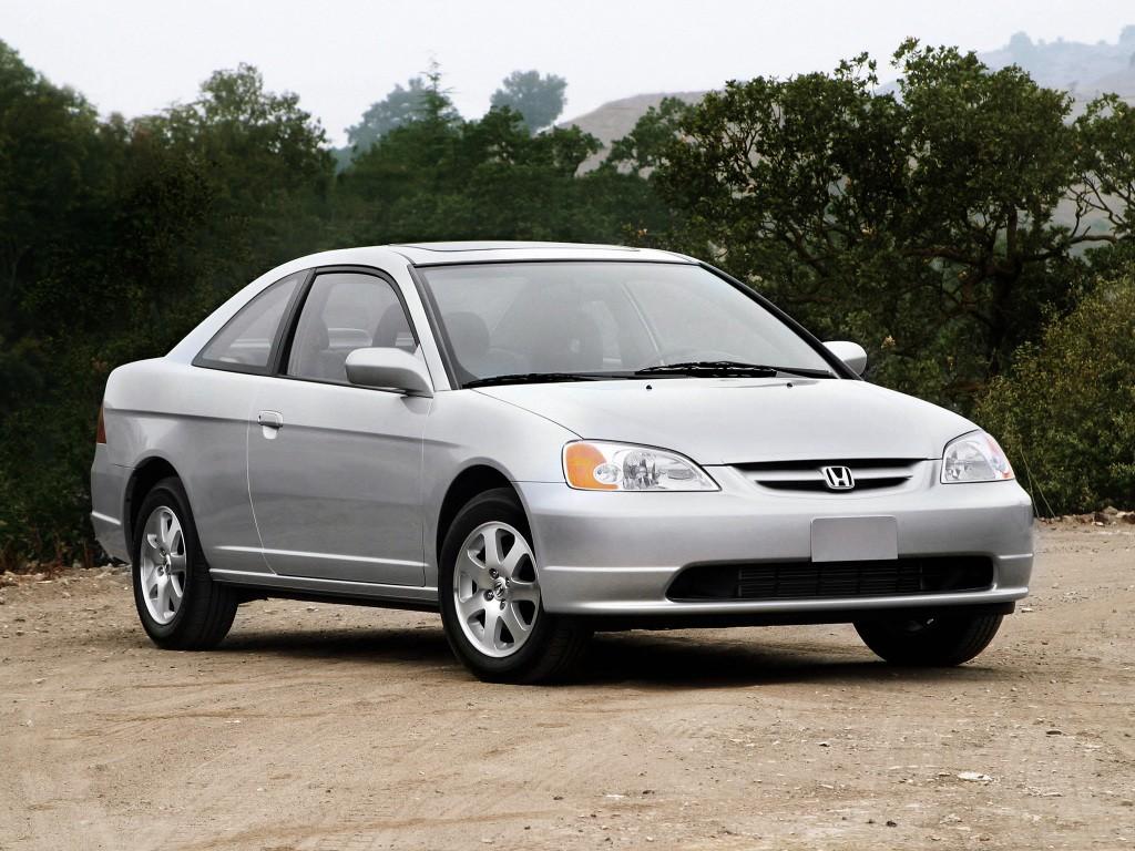 Takata Airbag Malfunction Causes Driver Injury in Honda Civic Accident - autoevolution