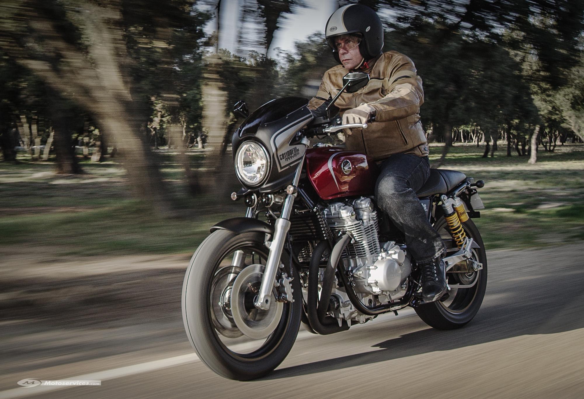 Honda CB1100 Bad Seeds Limited Edition - autoevolution