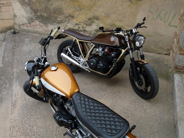 Bmw Ultimate Care >> Honda CB450DX Tracker by Motobike Badajoz - autoevolution