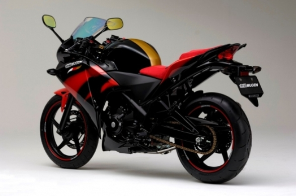 Honda Cbr250r Mugen Revealed Autoevolution